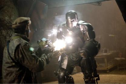 Nueva micro imagen de Iron Man